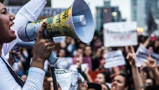 Um terço das mulheres nordestinas são vítimas de violência