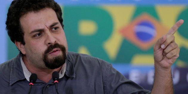 Guilherme Boulos: 'O golpe foi impor ao Brasil uma agenda que jamais seria