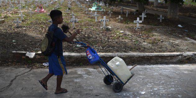 72% das crianças de 5 a 13 anos que trabalham no Brasil são pretas ou pardas, afirma