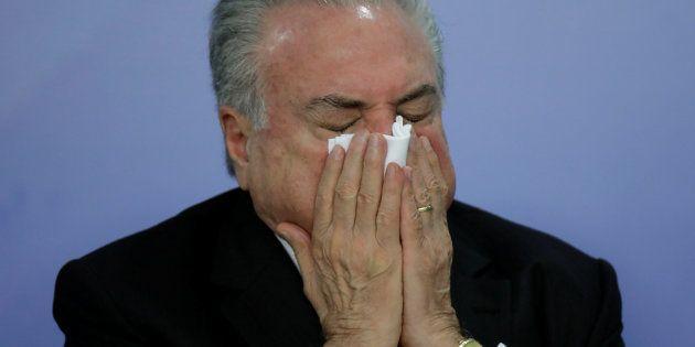 Para 62% dos brasileiros, governo de Michel Temer é pior que o de Dilma, diz