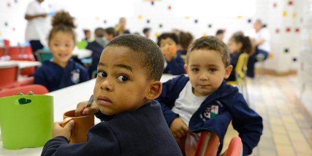 O mapa que usa indicadores de cuidado com crianças para expor a desigualdade em