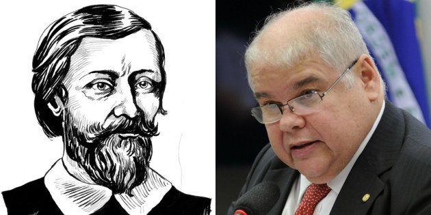 Psol e Rede usam poema de Gregório de Mattos e Gerra para sustentar que as ações de Lúcio Vieira Lima...