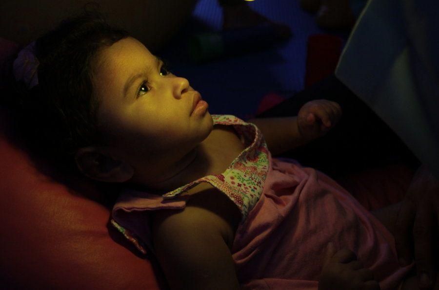 Falhas no diagnóstico da síndrome congênita do zika em Alagoas fizeram com que Maria Giulia só iniciasse...