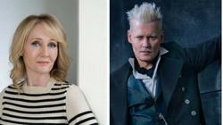 Os fãs ficaram bem confusos com a carta de apoio de J.K Rowling a Johnny