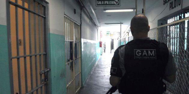 Dados do Infopen mostram que 89% da população prisional estão em unidades