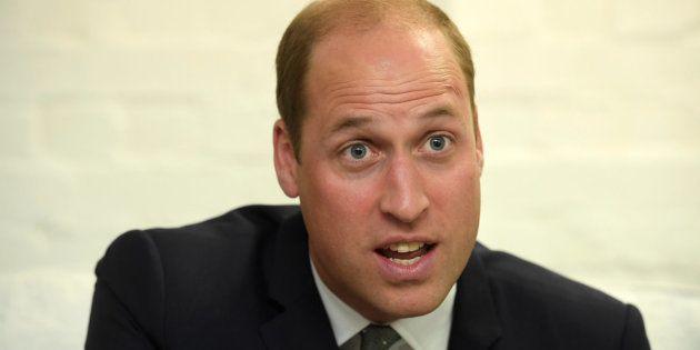 Príncipe William preside a federação inglesa de