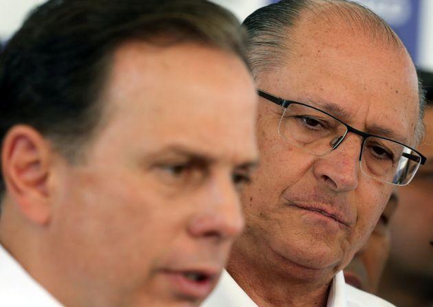 O apoio de Alckmin foi fundamental para que o nome do empresário João Doria extrapolasse os limites do...