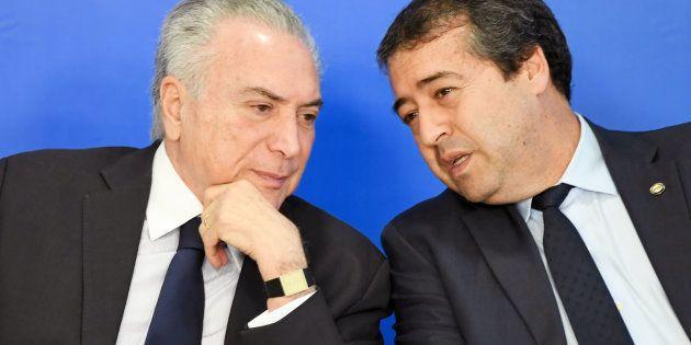 Ministro do Trabalho, Ronaldo Nogueira, pede demissão a presidente Michel Temer para disputar eleições...