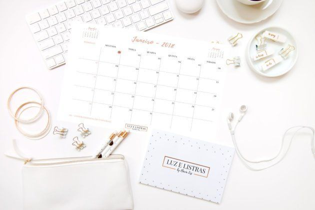 Calendário 2018: Prepare o planejamento para os feriados