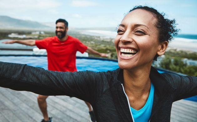 Fazer exercícios pela manhã aumenta a sua
