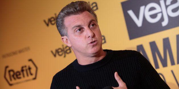 Na terça-feira (9), a Rede Globo negou que esteja promovendo uma possível candidatura de Lucinano