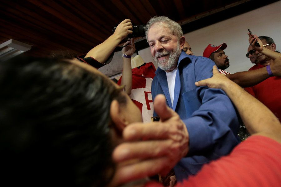 Mesmo se for condenado, o ex-presidente diz que, se for escolha do PT, ele disputará as eleições este