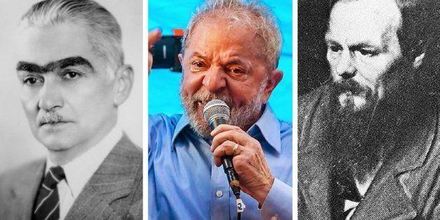 Em julgamento de recurso do ex-presidente Luiz Inácio Lula da Silva no caso do triplex do Guarujá (SP),...