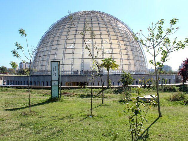 Conheça o Orquidário no Parque Villa