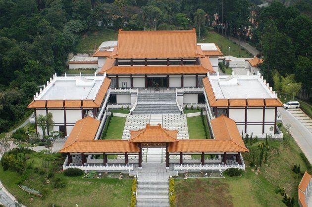 Você conhece o templo Zu