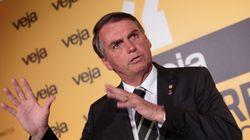Bolsonaro defende 'Estado mínimo' e diz que Brasil ganha com Lula 'fora de