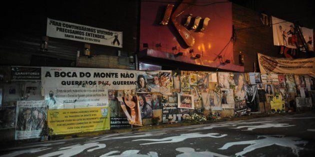 Tragédia na boate Kiss, em Santa Maria (RS), completa cinco