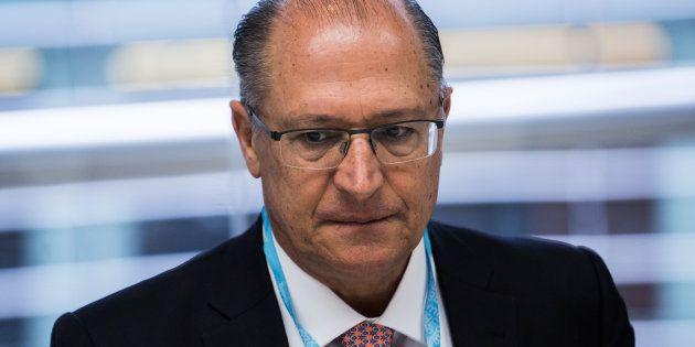 Governador de São Paulo, Geraldo Alckmin no Fórum da LIDE, em Nova