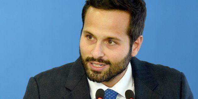 Ex-ministro do governo de Michel Temer, Marcelo Calero quer se lançar candidato em