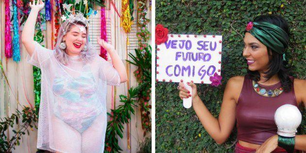 Dicas de fantasias para inspirar o seu carnaval sem gastar muito.