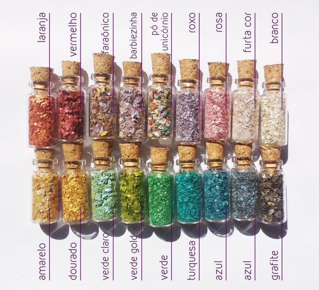 Glitter no Carnaval sem poluir: O guia para preparar o seu bioglitter em