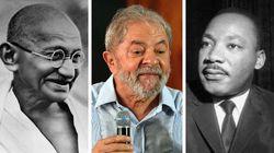 Desobediência civil: O que une Gandhi, Lula e Martin Luther