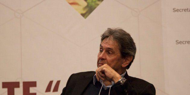 Presidente nacional do PTB, Roberto Jefferson, no 61º Congresso Estadual de