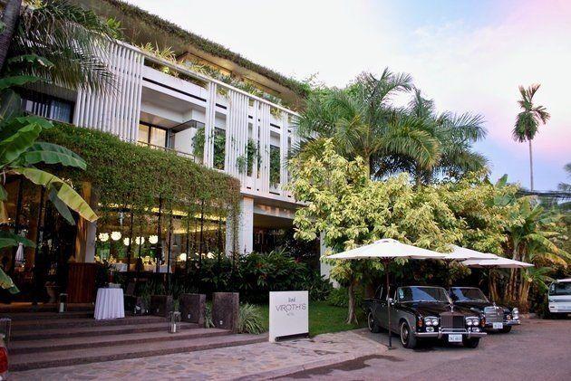 Os 10 melhores hotéis do mundo em 2018, segundo