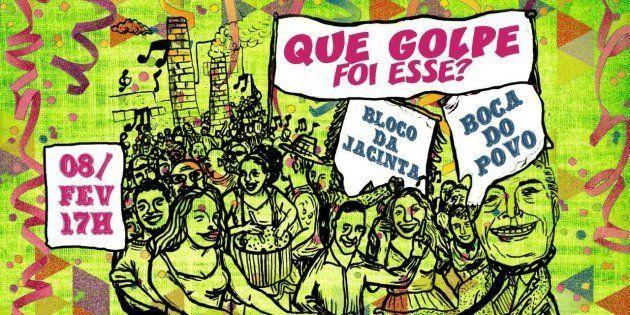 Coronel Ustra, Lula e Pagu são temas de blocos de