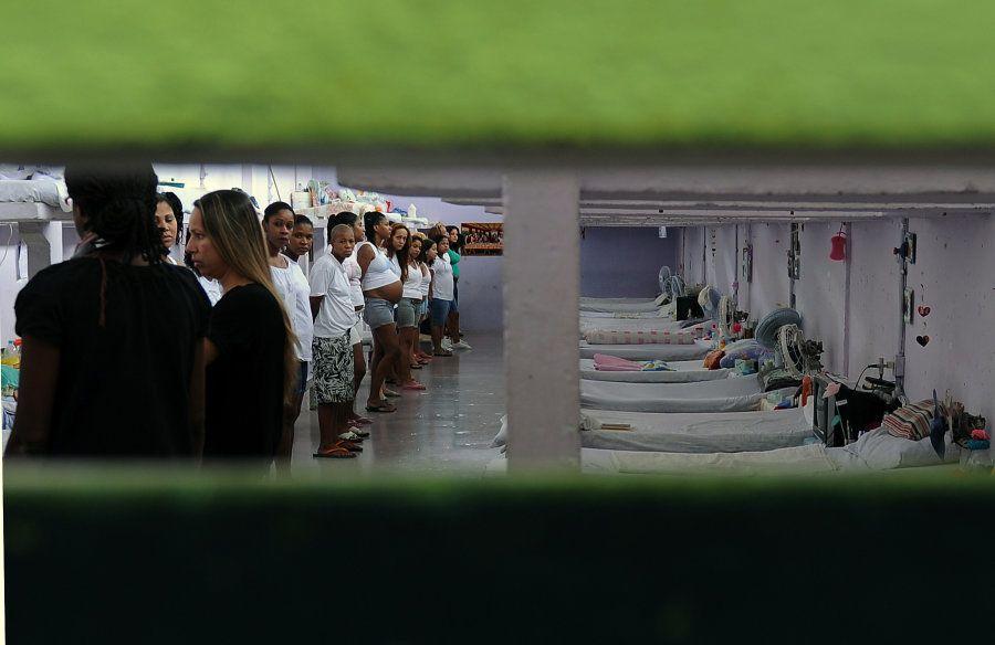 Prisão Nelson Hugria, no Rio de Janeiro, em
