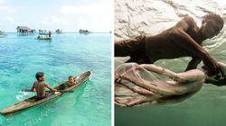 Esta comunidade nômade viveu toda sua vida no mar. Mas está com futuro