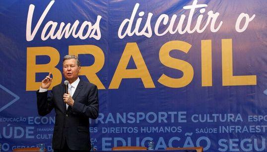 'FHC errou redondamente', diz Arthur Virgílio sobre apoio a