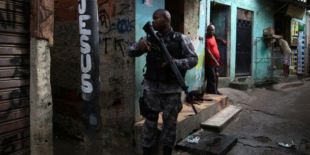 Intervenção federal na segurança está em vigor no Rio de Janeiro desde sexta-feira