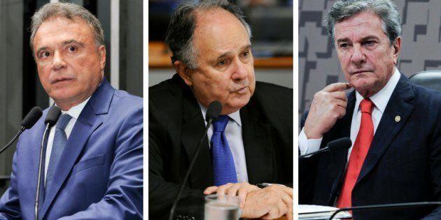 Senadores presidenciáveis se ausentam da votação da intervenção no estado do