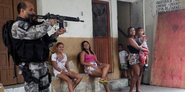 Intervenção federal no Rio de Janeiro está em vigor desde a última sexta-feira