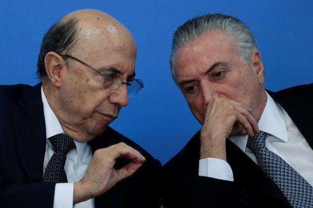Meirelles sobre o seu chefe, presidente Michel Temer: