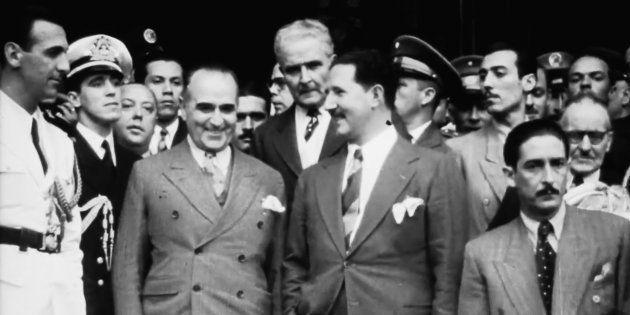 Com registros inéditos, 'Imagens do Estado Novo – 1937 a 1945' estreia em 15 de março e conta a história...