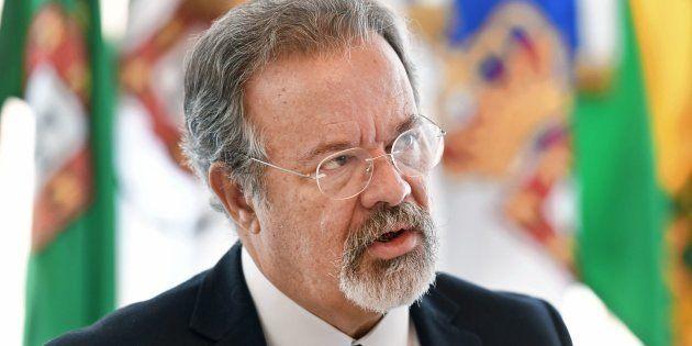 Raul Jungmann assume Ministério Extraordinário da Segurança