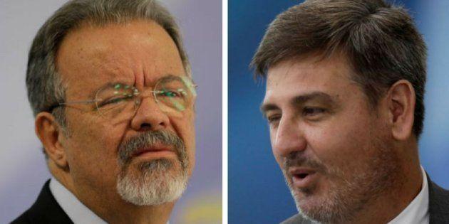 No primeiro dia no comando da Segurança, Raul Jungmann demitiu Fernando Segovia do comando da