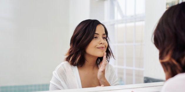 Rotina de cuidados com a pele ajuda sua saúde mental.