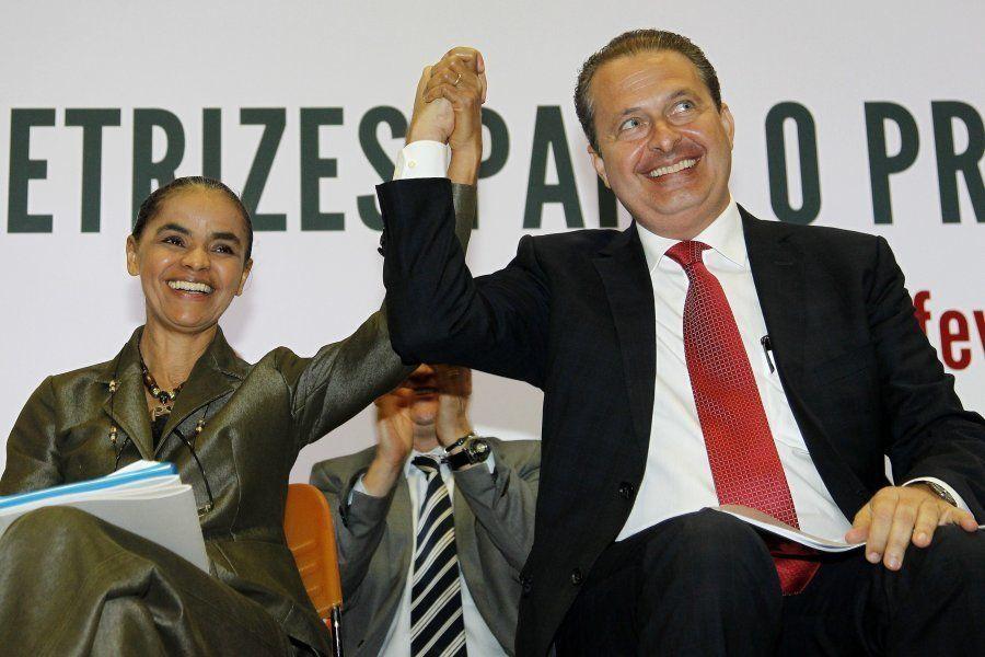 Marina se tornou vice deEduardo Campos(PSB) e assumiu a cabeça da chapa com a morte do candidato, em...