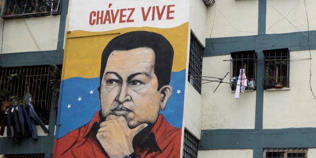 Hugo Chávez morreu em 5 de março de