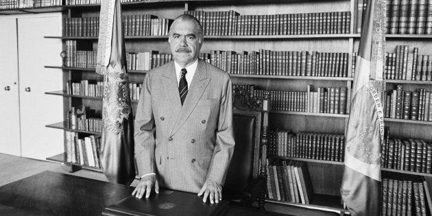 Em conversa no gabinete do então presidente José Sarney, Sepúlveda Pertence confessou que