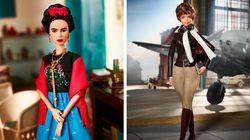 A pintora Frida Kahlo e até a pilota Amelia Earhart foram transformadas em