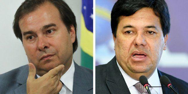 Atuação de Mendonaça Filho, ministro da Educação, serve de vitrine para pré-campanha de Rodrigo Maia...