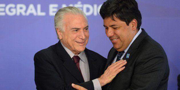 Ministro da Educação no governo Temer, Mendonça Filho vai ajudar com propostas para a campanha de Rodrigo...