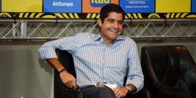 Prefeito de Salvador, ACM Neto assume o comando do Democratas aos 39 anos. Partido adota discurso de...