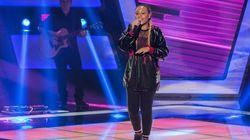 Talita Cipriano dá show e encanta a todos no The Voice