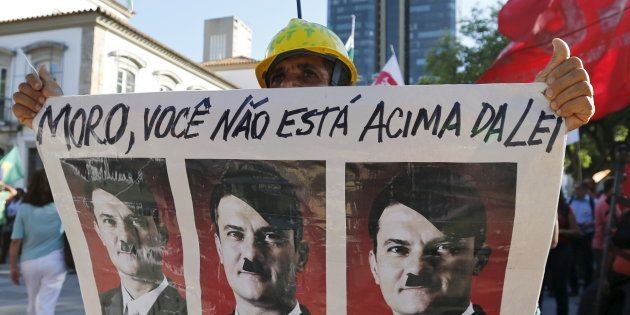 Responsável pela Operação Lava Jato, Juiz Sérgio Moro tem imóvel em Curitiba (PR), onde trabalha, mas...