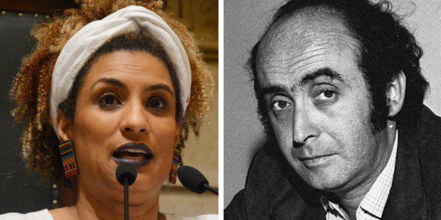 Filho de Vladimir Herzog, Ivo acredita que assassinato da vereadora Marielle Franco pode mobilizar mudança...